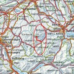 map Entlebuch hike Switzerland
